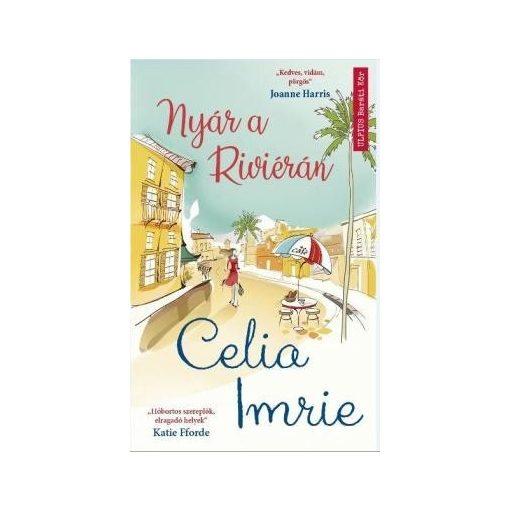 Celia Imrie - Nyár a Riviérán (új példány)