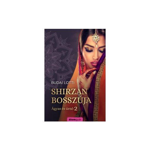 Budai Lotti-Shirzan bosszúja (új példány)