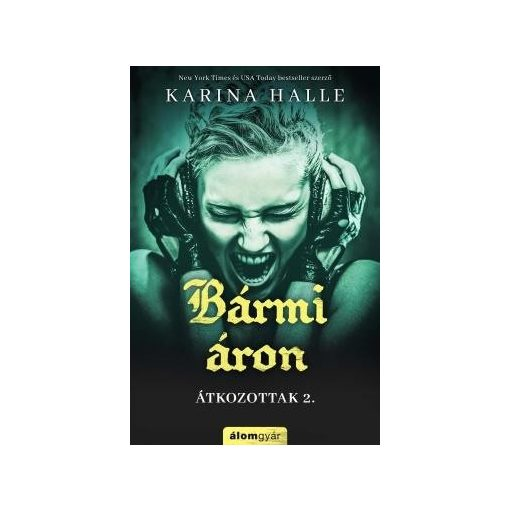 Karina Halle-Bármi áron (új példány)