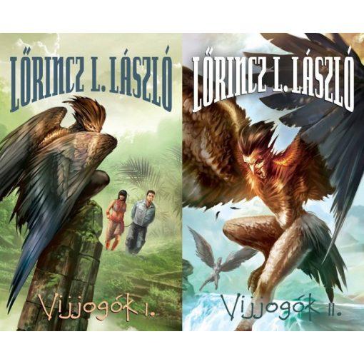 Lőrincz L. László - Vijjogók I-II. (új példány)