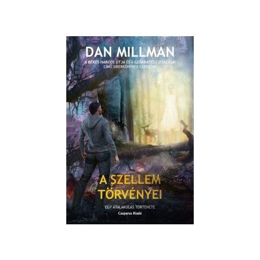 Dan Millman-A szellem törvényei (új példány)