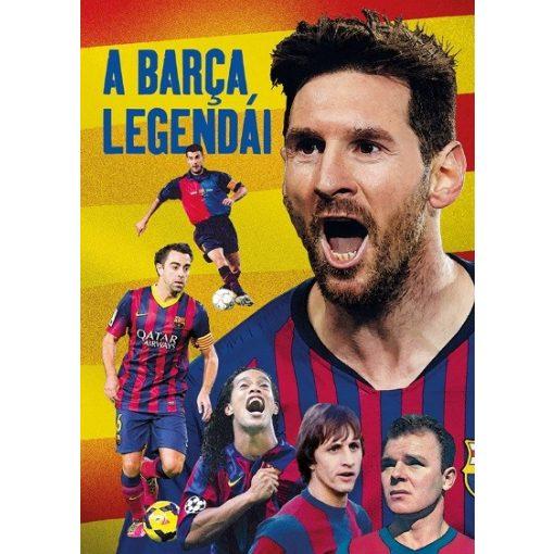A Barça legendái (új példány)