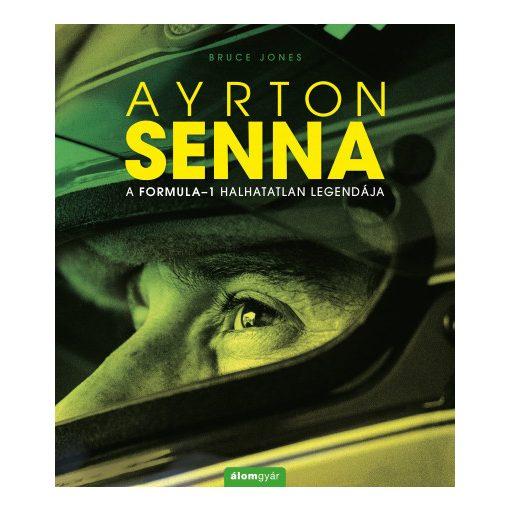 Bruce Jones - Ayrton Senna (új példány)