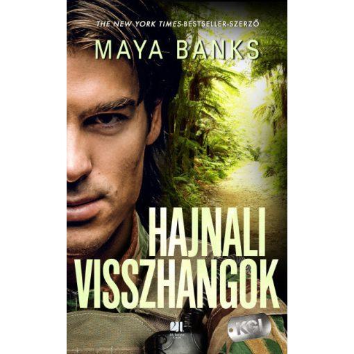 Maya Banks - Hajnali visszhangok (új példány)