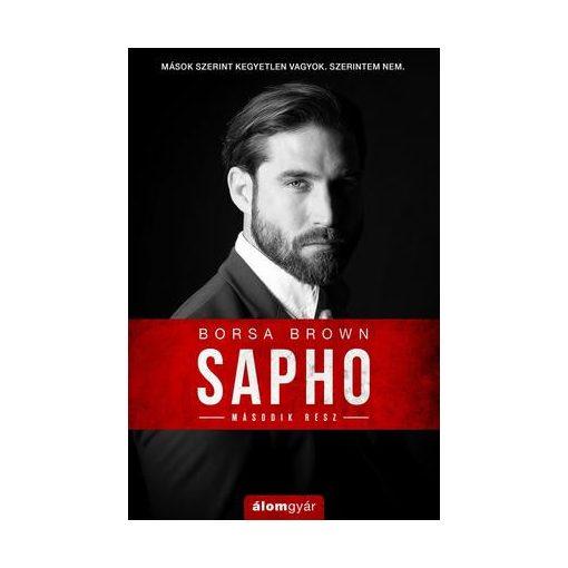 Borsa Brown-Sapho - második rész (új példány)