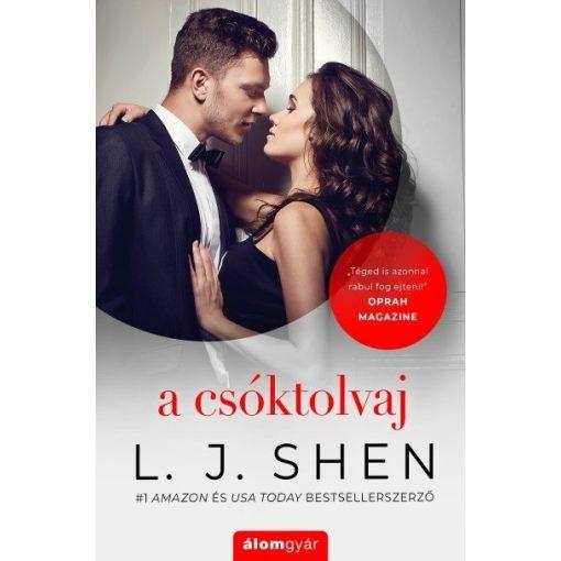 L. J. Shen - A csóktolvaj (új példány)