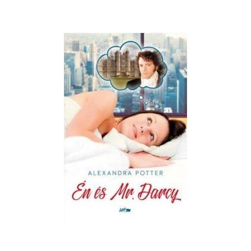 Alexandra Potter-Én és Mr. Darcy (új példány)