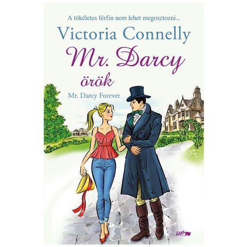 Victoria Connelly - Mr. Darcy örök (új példány)