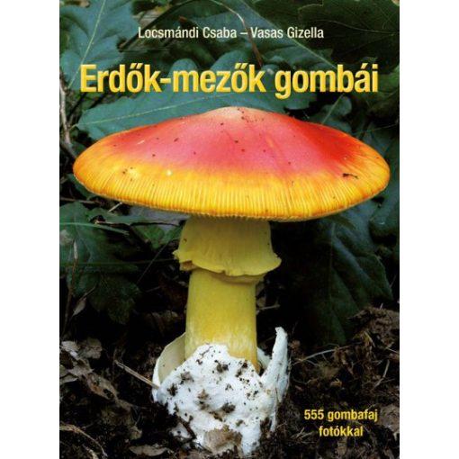 Erdők-mezők gombái (új példány)