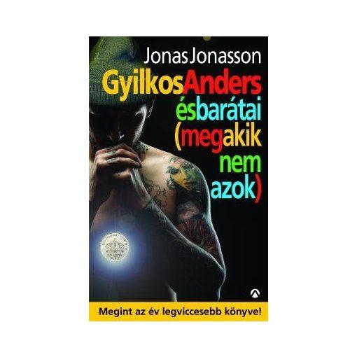 Jonas Jonasson-Gyilkos Anders és barátai (új példány)