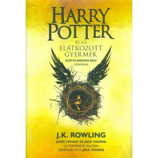 J. K. Rowling, Jack Thorne, John Tiffany - Harry Potter és az elátkozott gyermek (új példány)