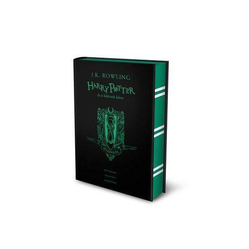 J. K. Rowling-Harry Potter és a bölcsek köve - Mardekáros kiadás (új példány)