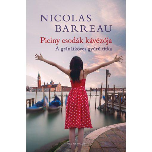 Nicolas Barreau-Piciny csodák kávézója (új példány)