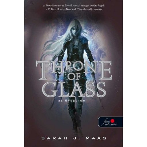 Sarah J. Maas - Throne of Glass - Az üvegtrón 1. (új példány)