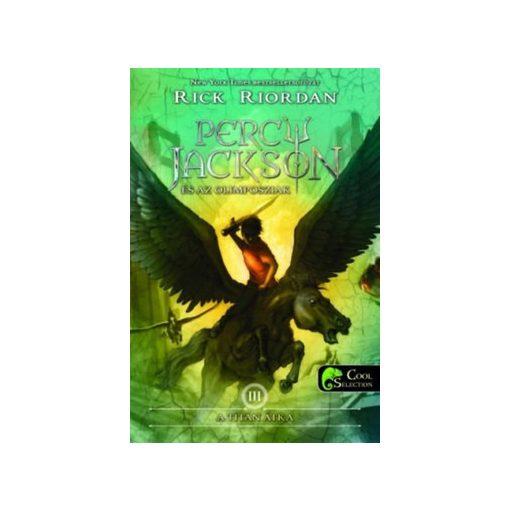 Rick Riordan - Percy Jackson és az olimposziak-A titán átka 3. - Puha (új példány)