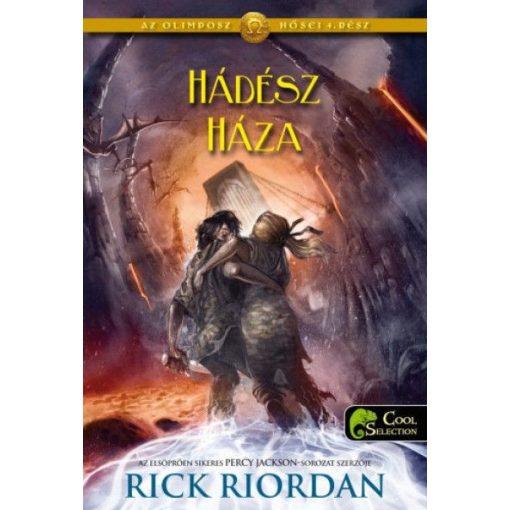 Rick Riordan - Az Olimposz hősei-Hádész Háza 4. (új példány)