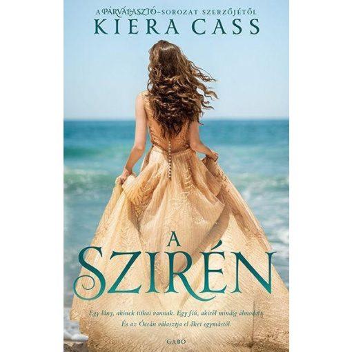 Kiera Cass - A szirén (új példány)