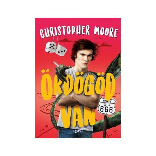 Christopher Moore - Ördögöd van (új példány)