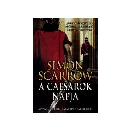 Simon Scarrow-A caesarok napja (új példány)