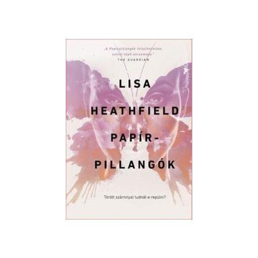 Lisa Heathfield-Papírpillangók (új példány)