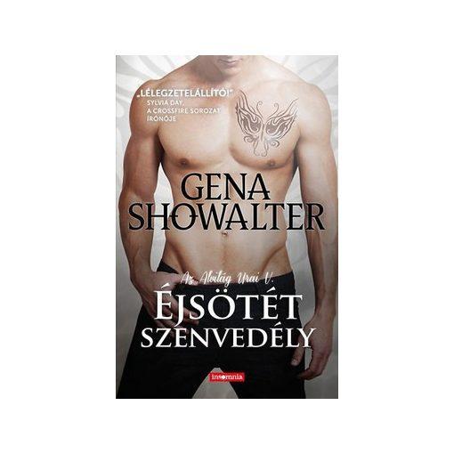 Gena Showalter-Éjsötét szenvedély 5. (új példány)