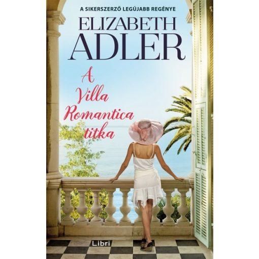 Elizabeth Adler-A Villa Romantica titka (új példány)