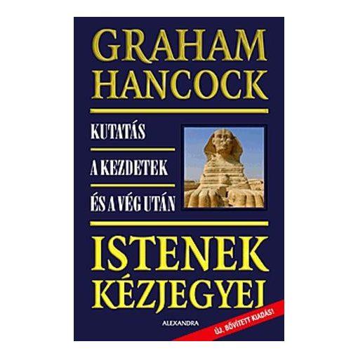 Graham Hancock-Istenek kézjegyei (új példány)