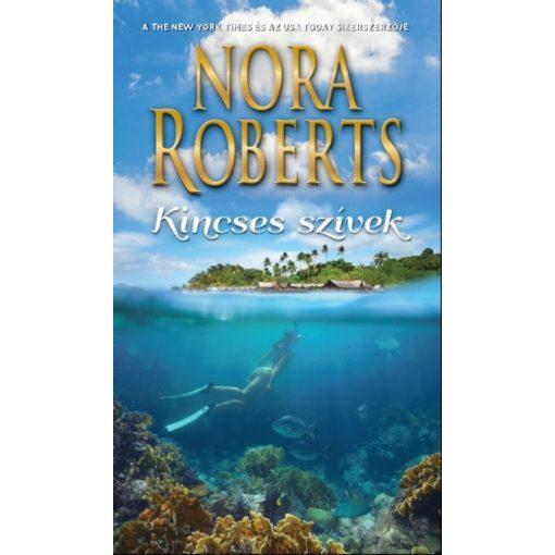 Nora Roberts - Kincses szívek (új példány)