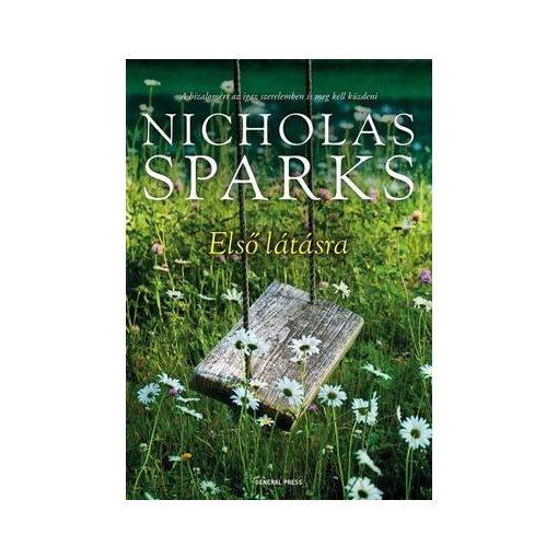 Nicholas Sparks - Első látásra (új példány)