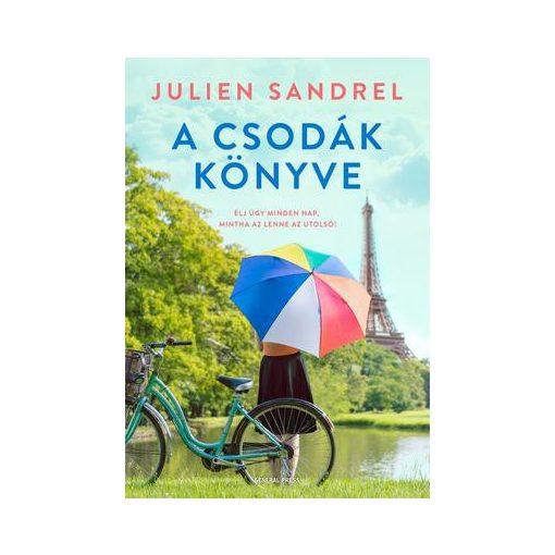 Julien Sandrel-A csodák könyve (új pédány)