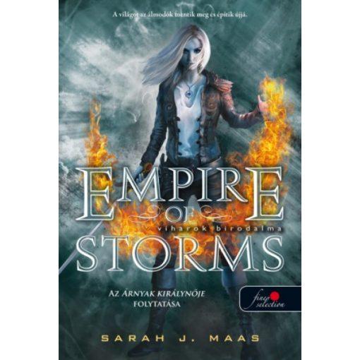 Sarah J. Maas-Viharok birodalma (új példány)
