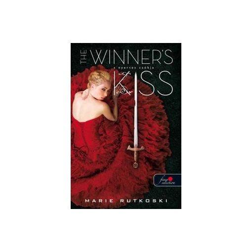 Marie Rutkoski - The Winner's Kiss - A nyertes csókja 3. (új példány)