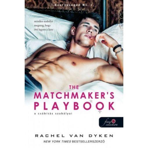 Rachel Van Dyken - A csábítás szabályai (új példány)