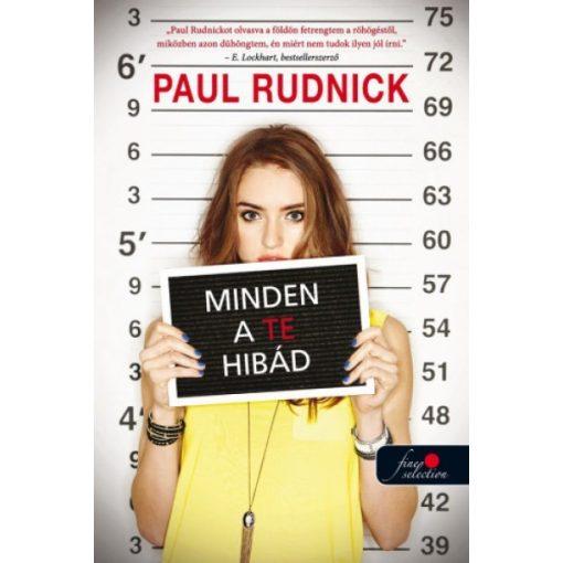 Paul Rudnick-Minden a te hibád (új példány)
