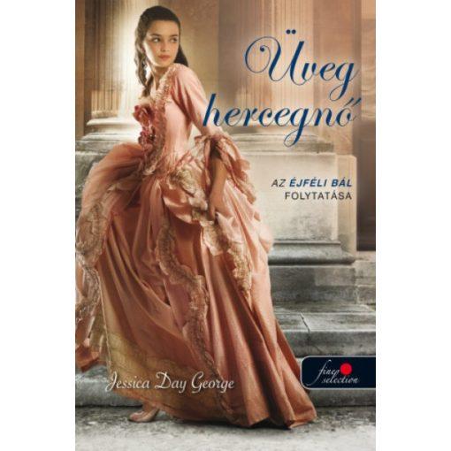 Jessica Day George - Üveg hercegnő - Éjféli bál 2. (új példány)