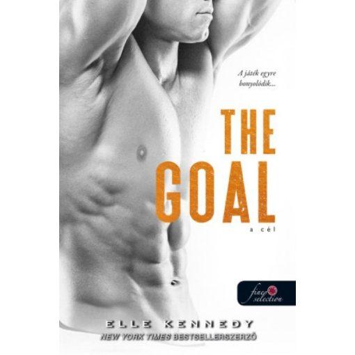 Elle Kennedy - The Goal - A cél - Off-Campus 4. (új példány)