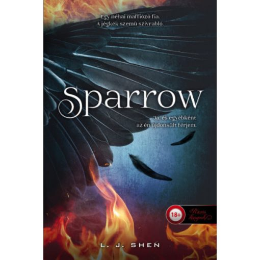 L. J. Shen - Sparrow (új példány)