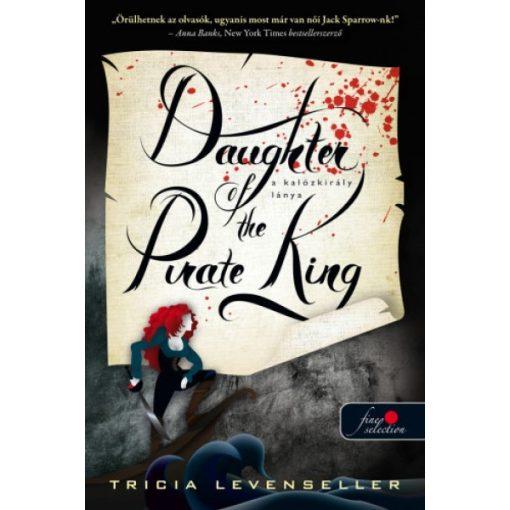 Tricia Levenseller-A kalózkirály lánya (új példány)