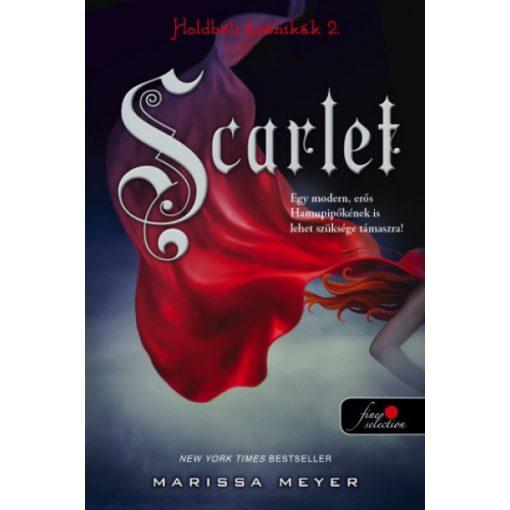 Marissa Meyer - Scarlet - Holdbéli krónikák 2. (új példány)