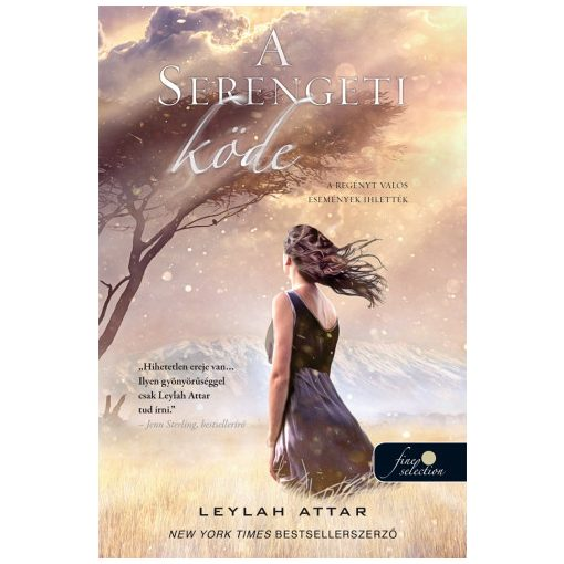 Leylah Attar-A Serengeti köde (új példány)