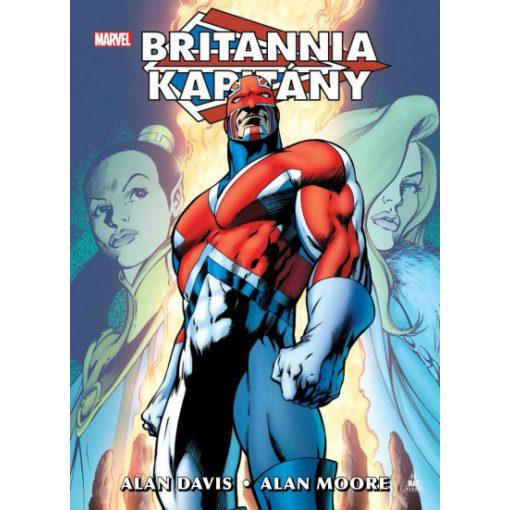 Alan Moore - Britannia Kapitány (új példány)