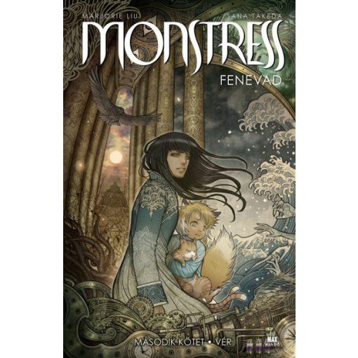 Marjorie Liu - Monstress - Fenevad - 2. kötet - Vér (új példány)