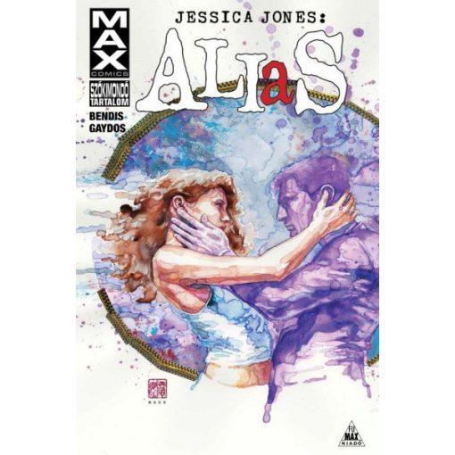 Alias: Jessica Jones 3. (új példány)