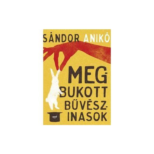 Sándor Anikó-Megbukott bűvészinasok (új példány)