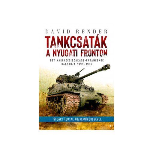 Tankcsaták a nyugati fronton (új példány)