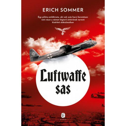 Erich Sommer - Luftwaffe sas (új példány)