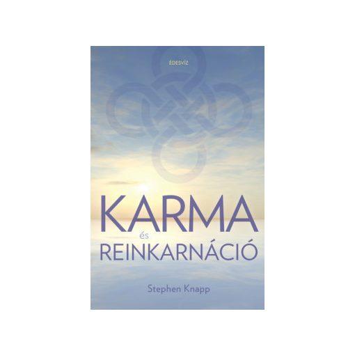 Stephen Knapp-Karma és reinkarnáció (új példány)