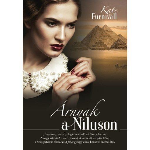 Kate Furnivall - Árnyak a Níluson (új példány)
