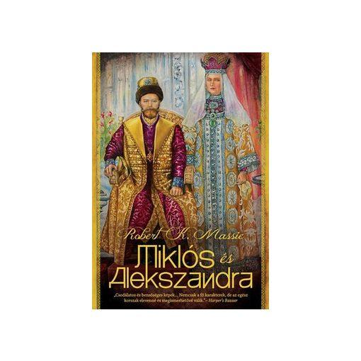 Robert K. Massie-Miklós és Alexandra (új példány)