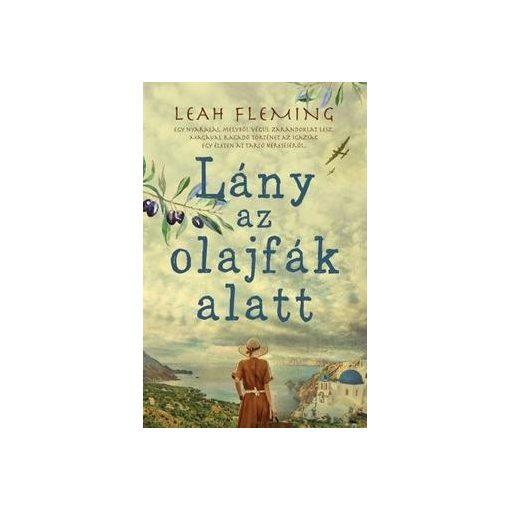 Leah Fleming-Lány az olajfák alatt (új példány)